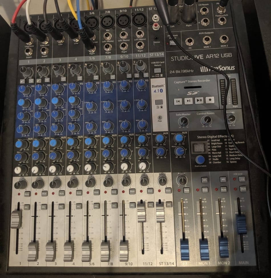 Audio Interface Inputs and Outputs Explained